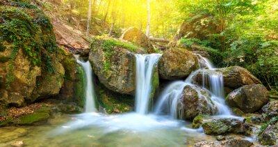 Картина Хороший водопад