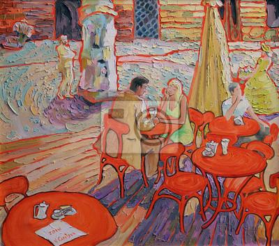 Картина масляные краски картины
