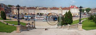 Старый город Люблин, Польша панорамы