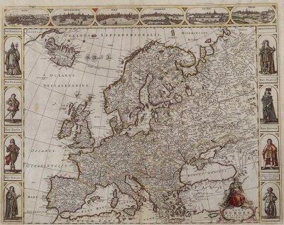 Картина Старая Европа