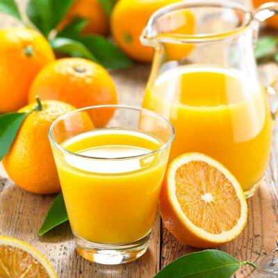 Картина Апельсиновый сок