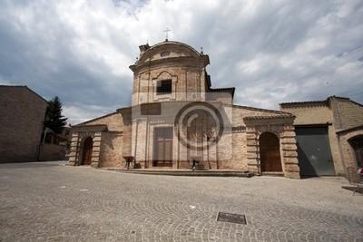 Ortezzano - Кьеза дель Кармине