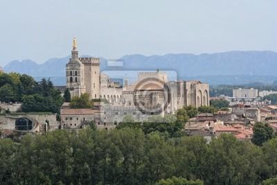 Папский дворец - Авиньон