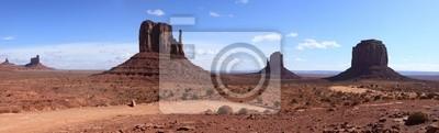 панорама де Monument Valley