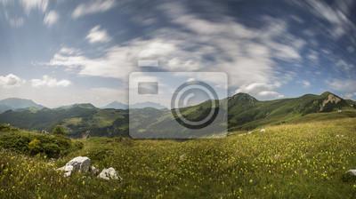 Панорама Монтанья