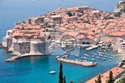 Панорама Дубровник, Хорватия