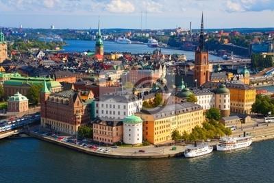 Панорама Стокгольм, Швеция