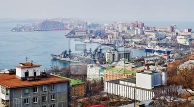 Панорама Владивосток, Россия