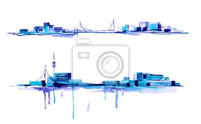 Картина панорамы
