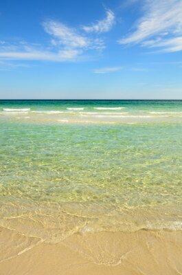 Картина Рай пляж с чистой водой