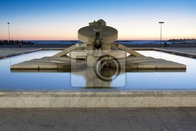 Пескара Памятник All'Alba