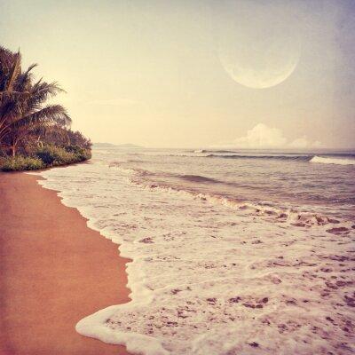 Картина фото пляж-21