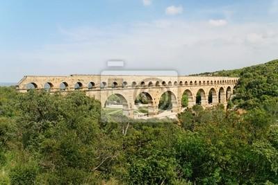 Pont Aqueduc старину