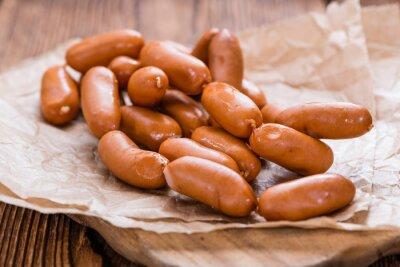 Картина Portion of Mini Sausages