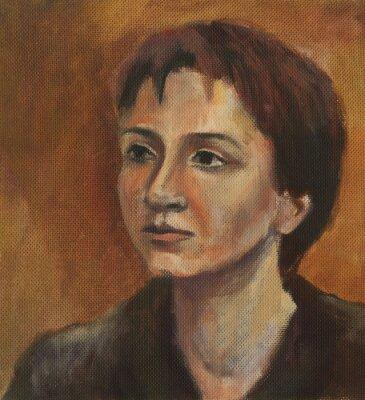 Картина живопись масляными красками