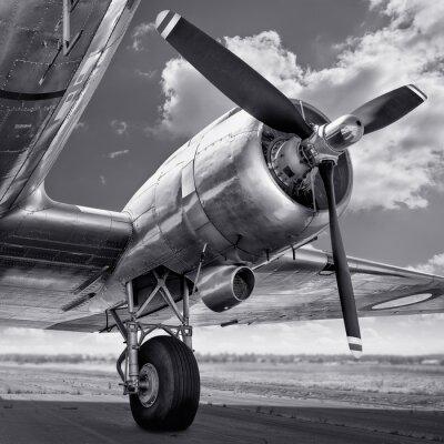 Картина Пропеллер самолета