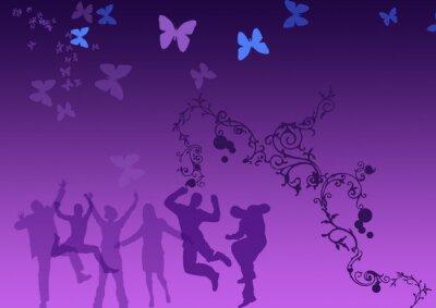 фиолетовый весна