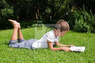 Картина чтение