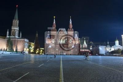 Красная площадь - Москва