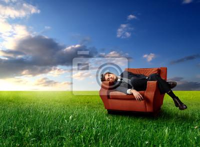 Картина отдыхать