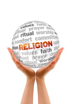 Картина Религия
