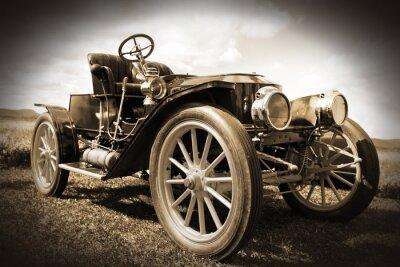 Картина Ретро-автомобиль.