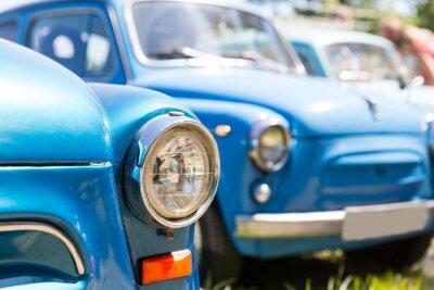 Картина Ретро автомобили