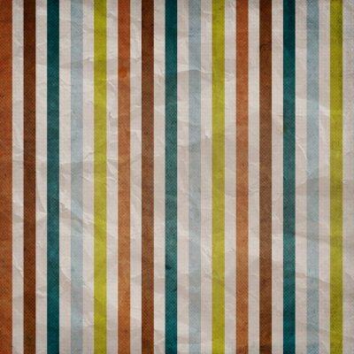 Картина Ретро модель полоса - фон с цветными коричневый, синий, серый