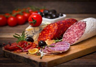 Картина Салями колбаса