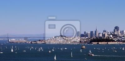 Сан - Франциско Панорама
