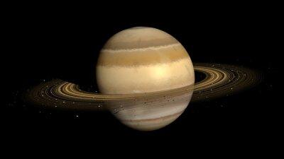 Картина Сатурн