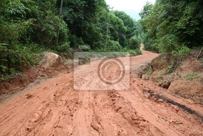 грязь дорога