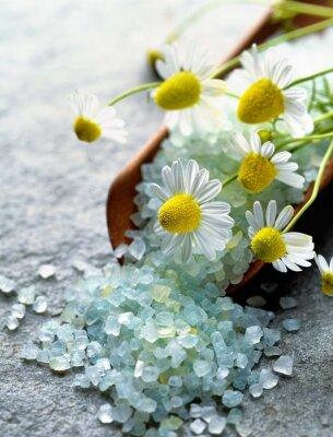 Картина Морская соль с травами