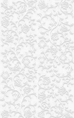 Картина Бесшовные цветочный узор