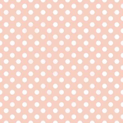 Картина Бесшовные горошек шаблон