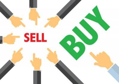 продажа, покупка - покупка
