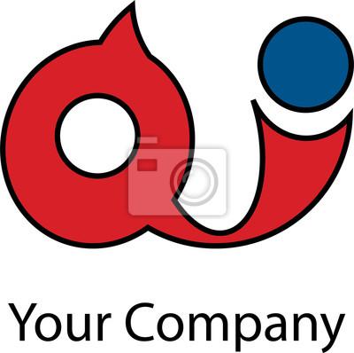 Простой логотип для вашей сети