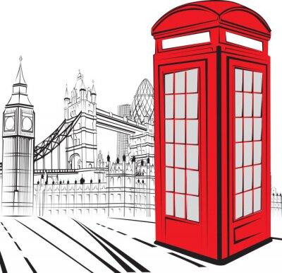 Эскиз Лондон-Сити