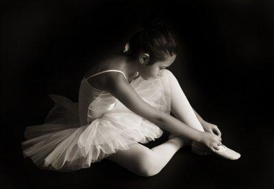 Картина Малый балерина