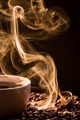Картина Запах хорошего кафе с чашкой