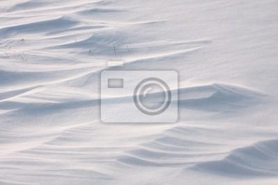 Картина Снег