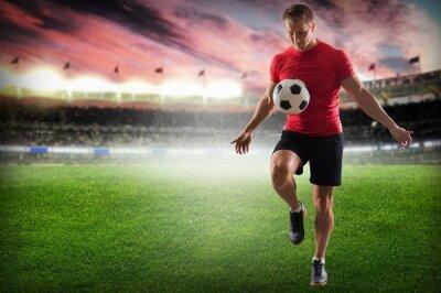 Картина Футбол.