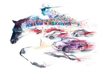 Картина скорость