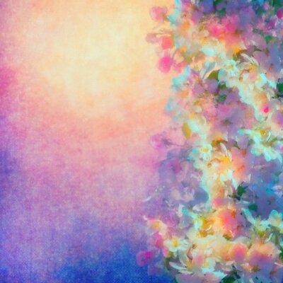 Картина Spring Cherry Blossom