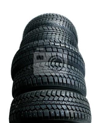Стек новых шин