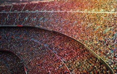 Картина Стадион