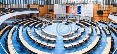 Картина Государственный парламент в Берлине
