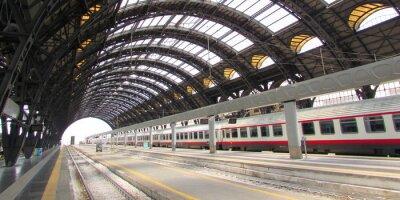 Картина Stazione Centrale ди Милано