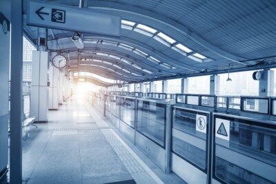 Картина Subway station in chongqing ,china