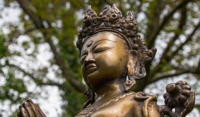 Картина Тара-голова, Непал